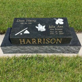 Harrison Pillow markers
